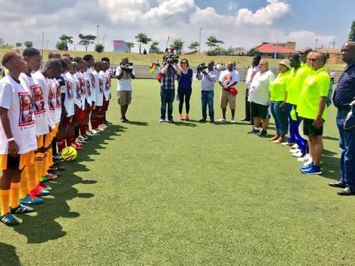 Inaugural Premier's Social Cohesion Games