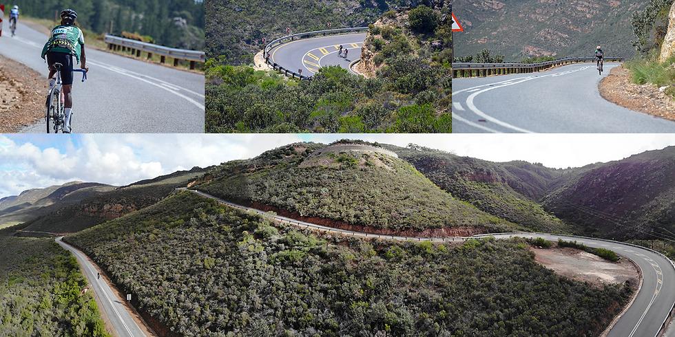The Sports Trust Piketberg Elevation Challenge Race