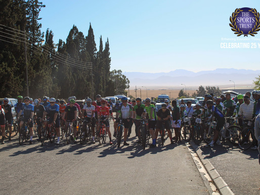 Piketberg Elevation Challenge Hailed a Top Cycling Event