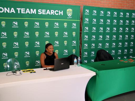 Key Yona Trials & Soccer Kit Handover at King Zwelithini Stadium