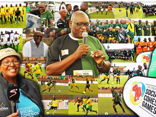 Unity In Diversity 2018 Premier's Social Cohesion Games Kick-Off