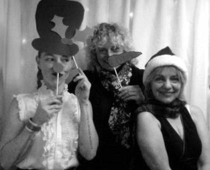 National Trust Walk About Christmas Photobooth!
