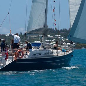 Native Spirit Sails to Bermuda