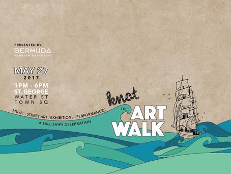 Knot the Art Walk