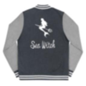 Sea Witch Letterman Jacket
