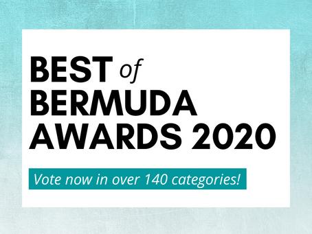 Best of Bermuda Awards Voting 2020