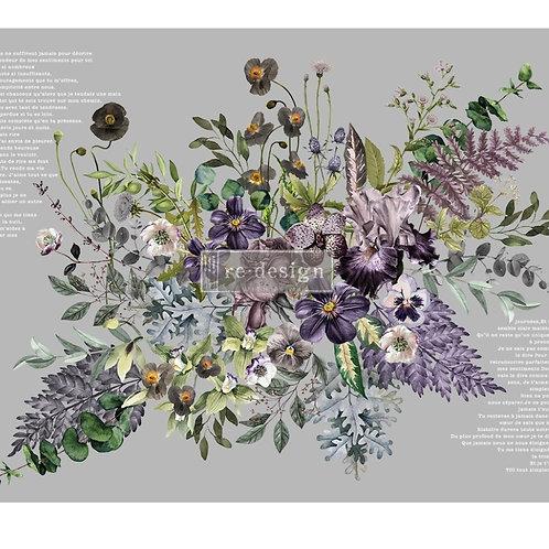 Transfer , vigorous violet, Prima