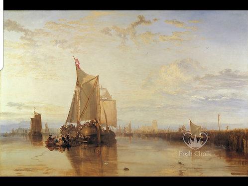 Tynne  rispapir,  Ships in Vespers.WB