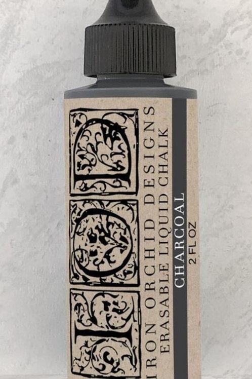 Krittmaling svart, stamp