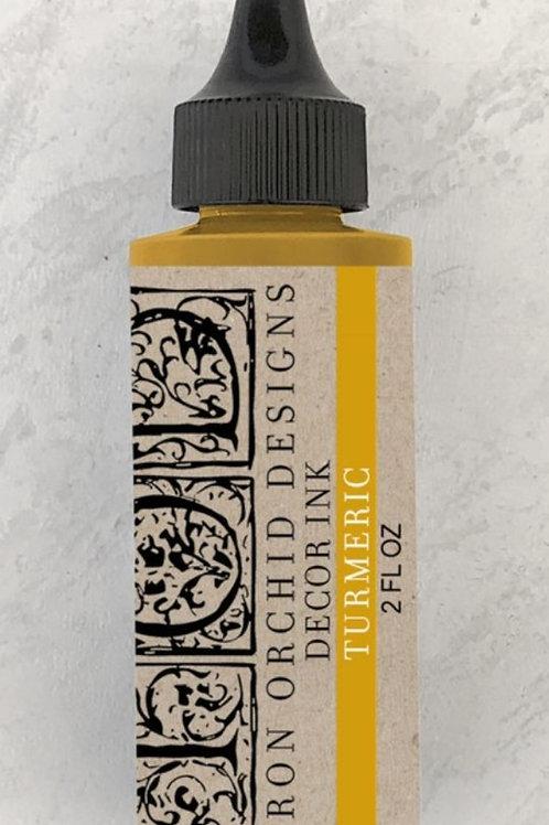 Maling gul, stamp