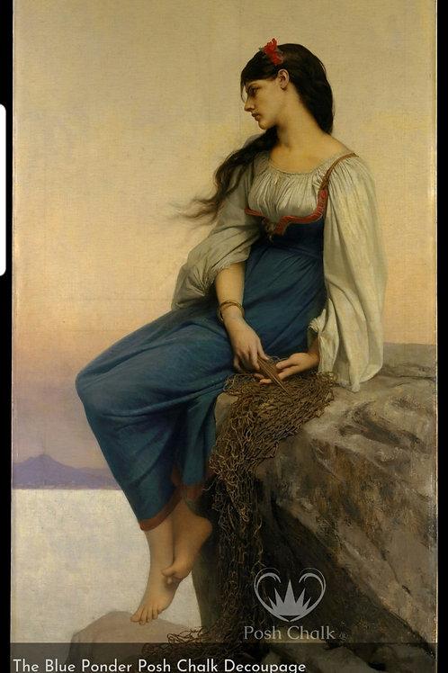 Tynne risark,  The Blue Ponder, WB