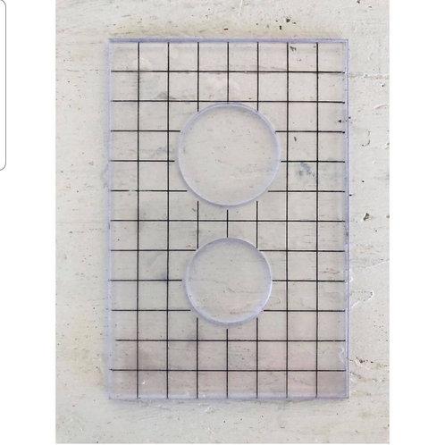 Stempelholder knotter, begrenset opplag