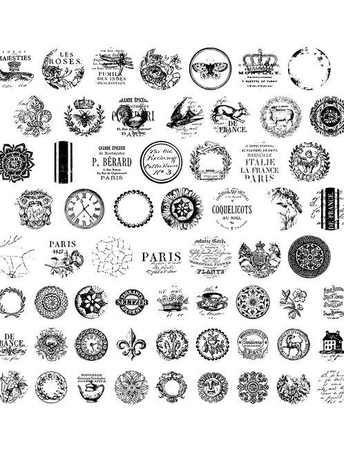 Stamps til knotter, begrenset opplag