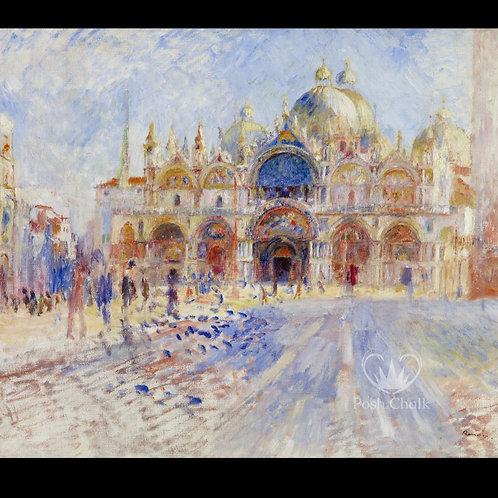 Tynne rispapir,  Venetian Palace. WB