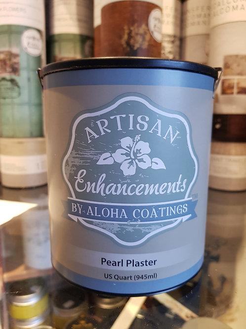 Pearl plaster,  stor boks