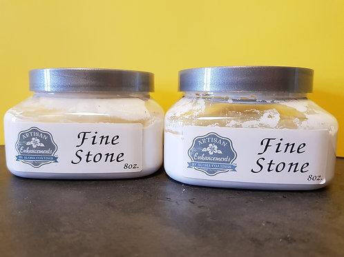 Fine stone