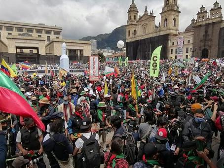 ¿Por qué la protesta social en Colombia?