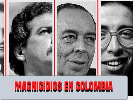 Echando el cuento: magnicidios en Colombia