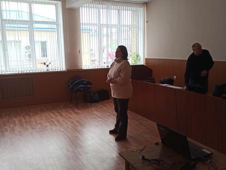 2 марта состоялось мероприятие в Вейделевке