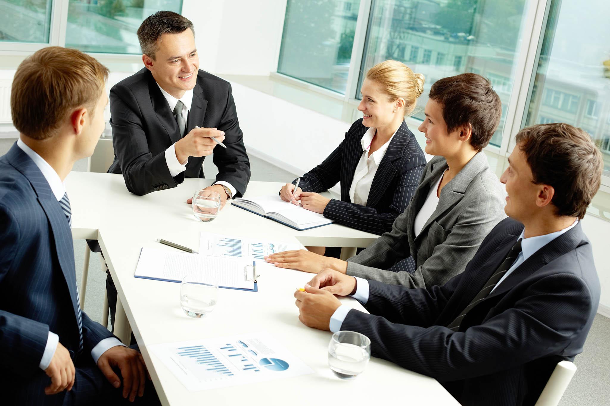 Коммуникации для руководителей