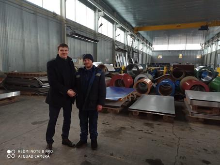 Белгородское рекрутинговое агентство и «Профсталь» обсудили вопросы сотрудничества