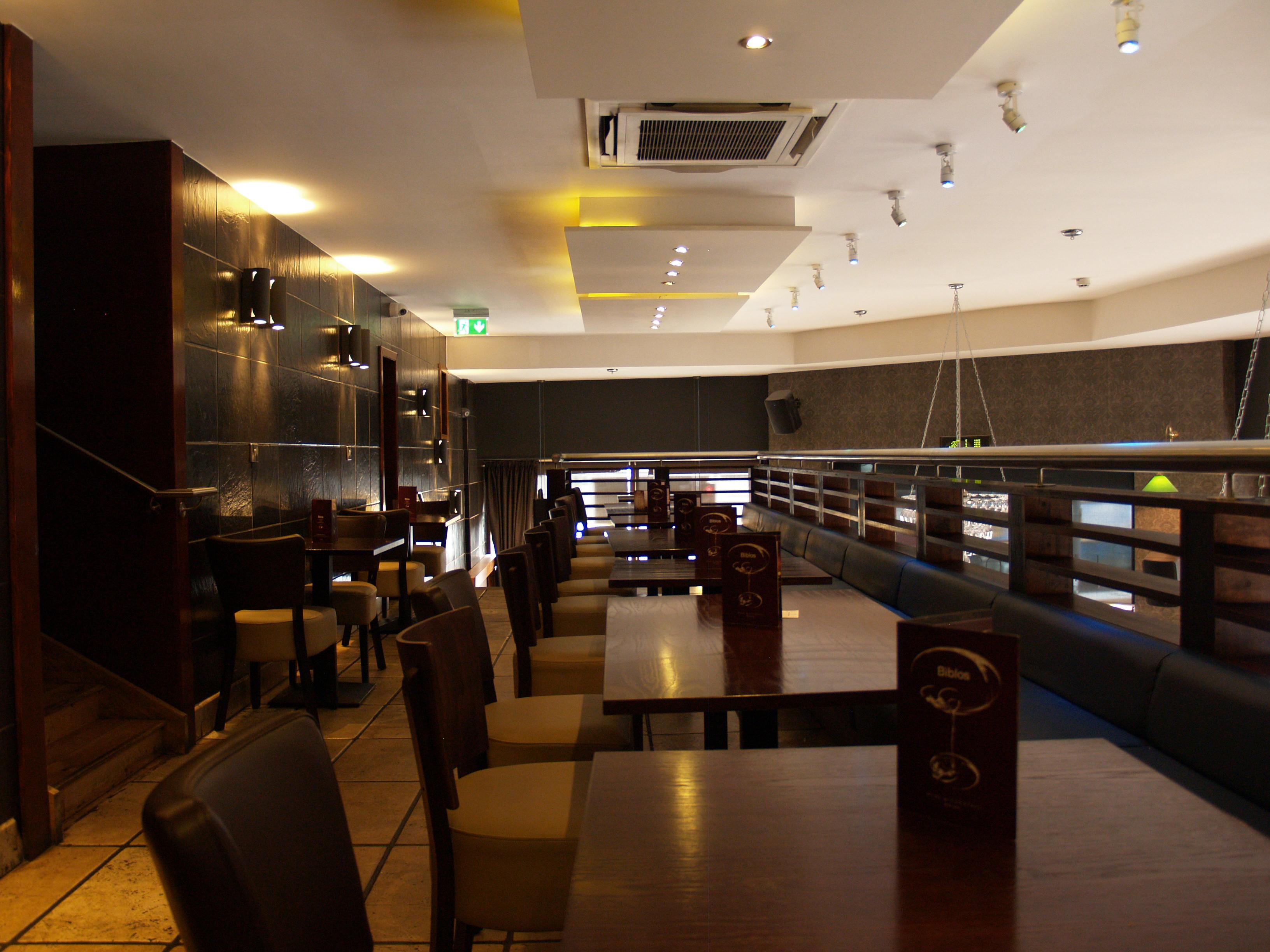 Biblos Bar & Restaurant - Mezzanine