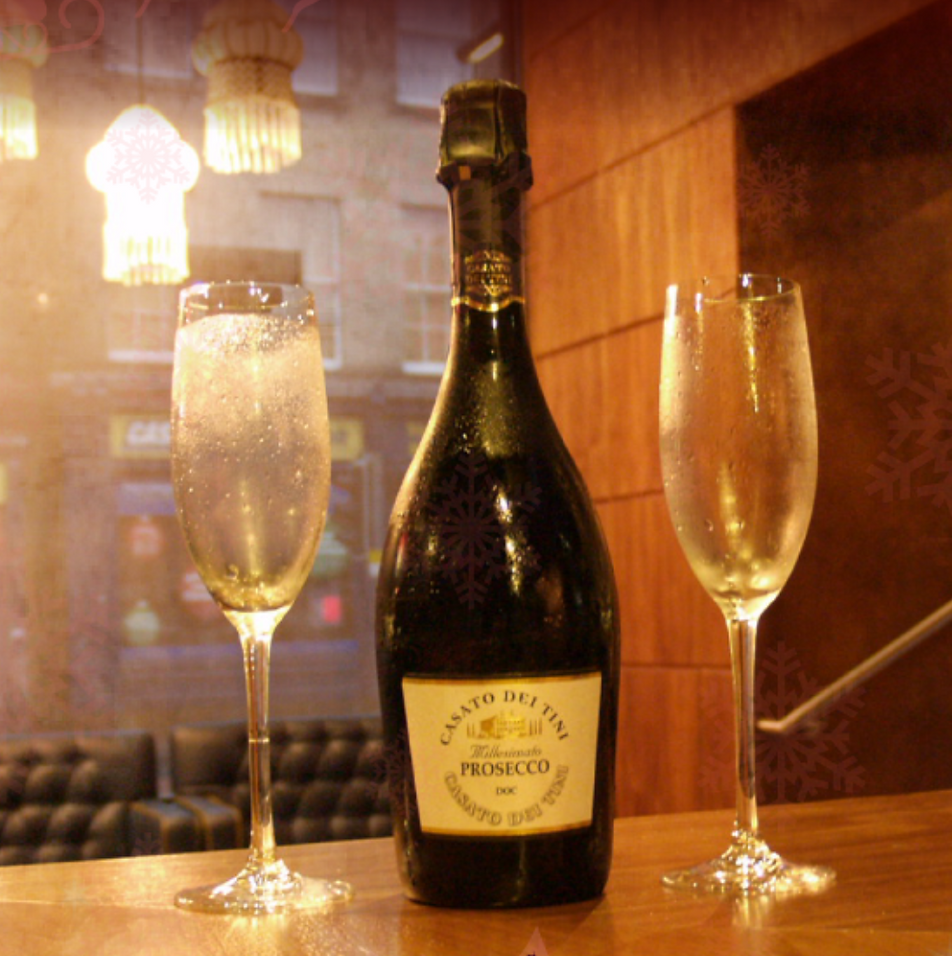 Prosecco Offer - Bottle of Prosecco for £14.95 per bottle