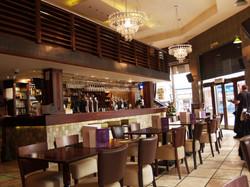 Biblos Main Restaurant Bar