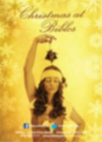 Book your Christmas Party at Biblos Edinburgh