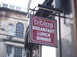 Biblos for Breakfast, Lunch, Dinner