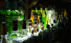 Wide variety of drinks