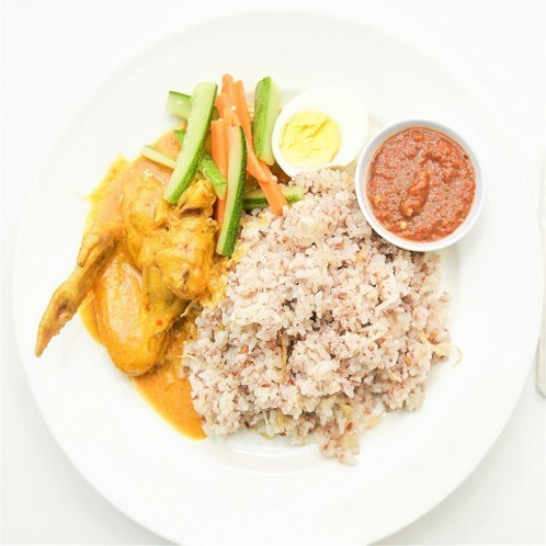 Nasi Dagang Set