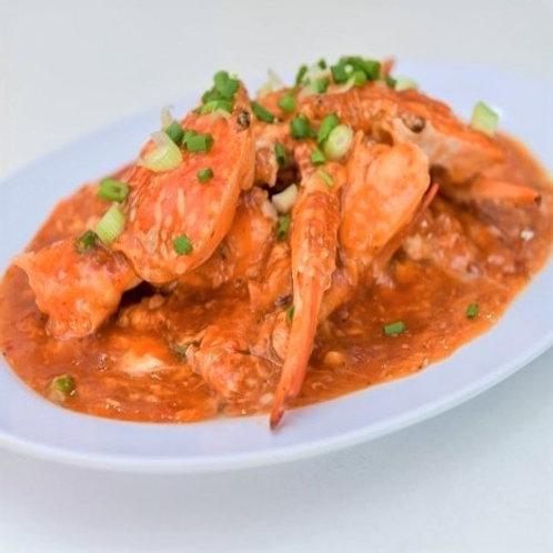 Sweet Chilli Crab