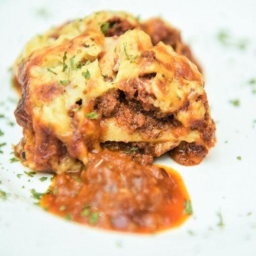 Chicken Lasagna for 20 pax