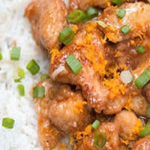 Chicken Ginger