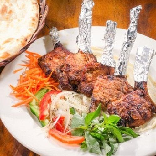 Roast Lamb & Chicken Set Menu 30 Pax