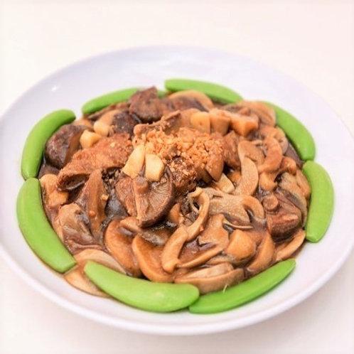 Mushroom Tauquan