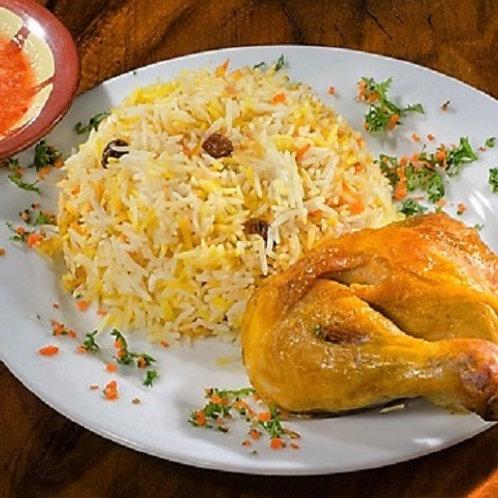 Roast Lamb & Chicken Set Menu 50A Pax