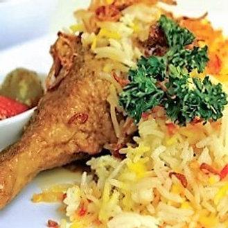 Nasi Bariani Ayam (Individually packed)