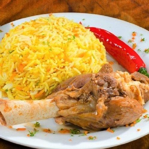 Roast Lamb & Chicken Set Menu 50B Pax