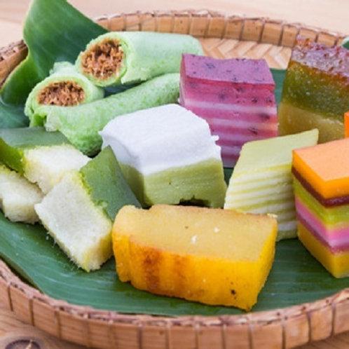 Assorted Kueh Melayu