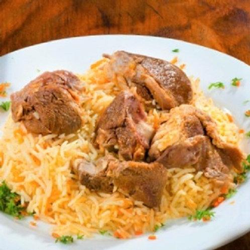 Roast Lamb & Chicken Set Menu 75 Pax