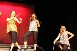 717 Mickey Show, Menlo College