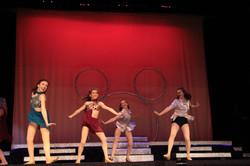064 Mickey Show, Menlo College