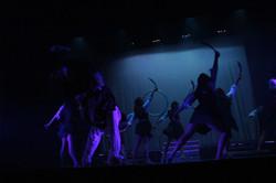 1255 Mickey Show, Menlo College