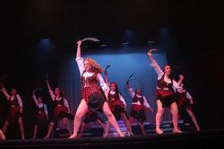 1264 Mickey Show, Menlo College