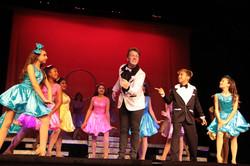 1105 Mickey Show, Menlo College