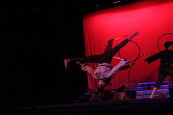 1198 Mickey Show, Menlo College