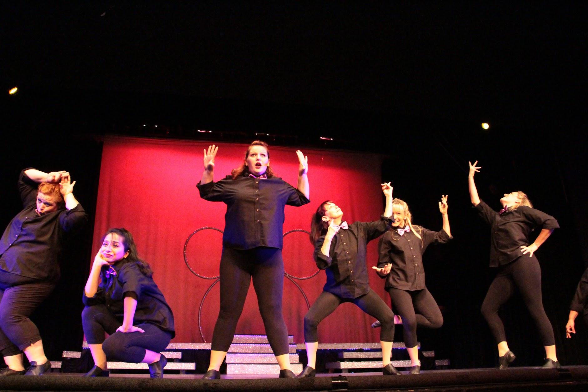 311 Mickey Show, Studio S, Menlo College