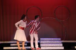 057 Mickey Show, Menlo College